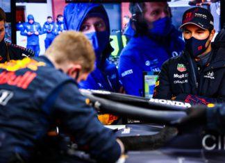 Sergio Perez, F1, Red Bull, Christian Horner