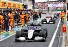 George Russell, Michael Masi, F1