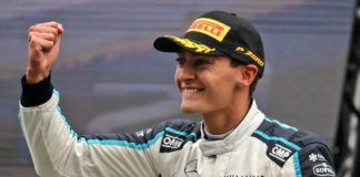 F1, George Russell, Williams