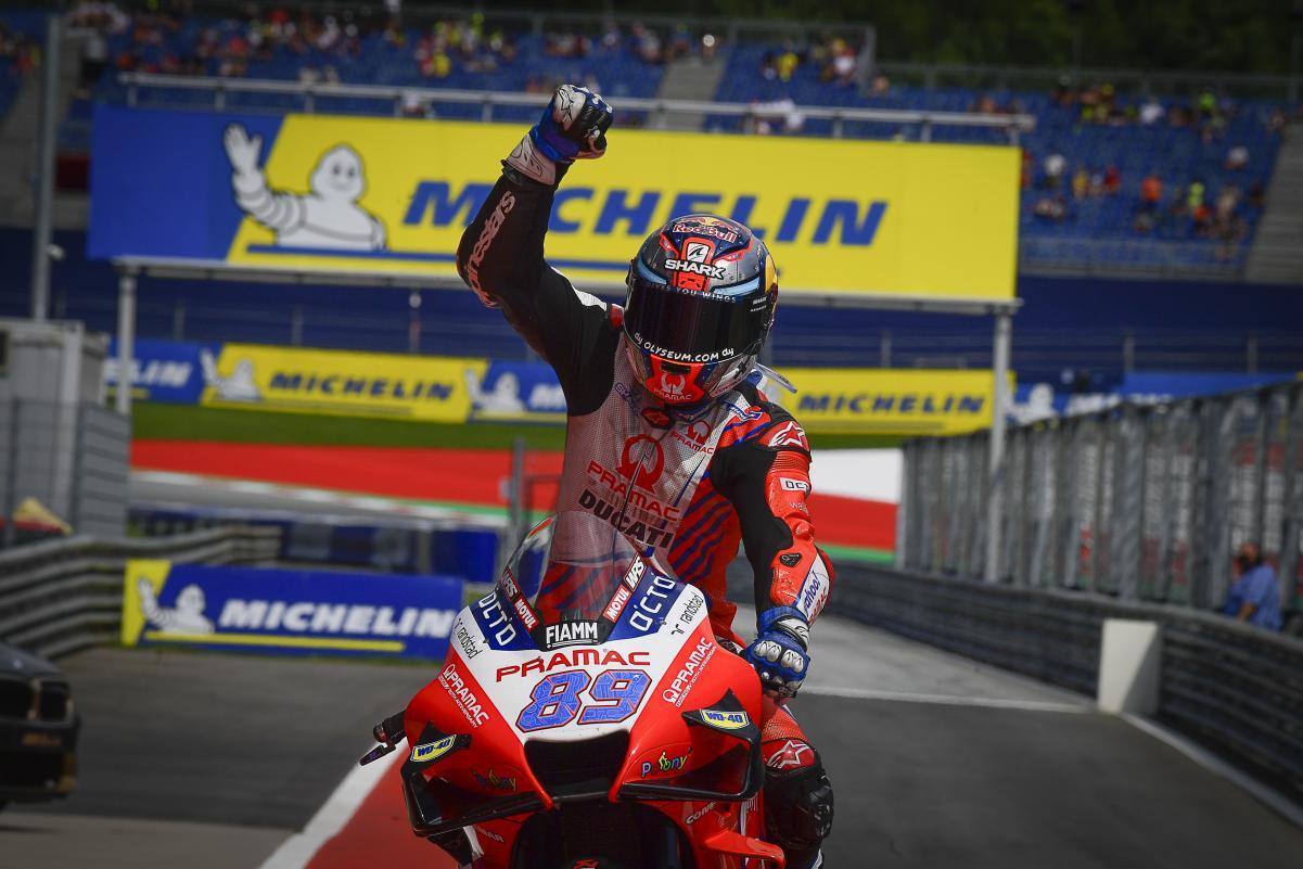 Jorge Martin, MotoGP