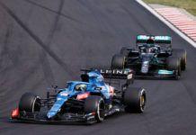 Lewis Hamilton, Fernando Alonso, F1