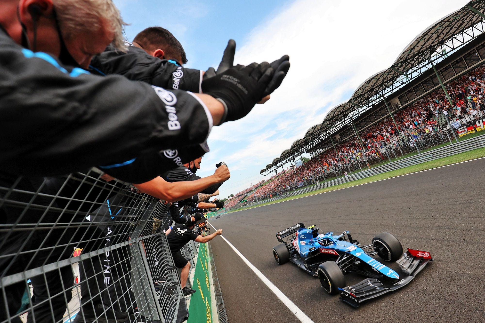 F1, Esteban Ocon, Fernando Alonso, Lewis Hamilton