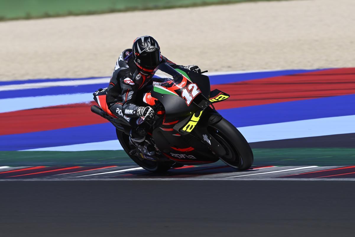 Maverick Vinales, MotoGP, Aprilia