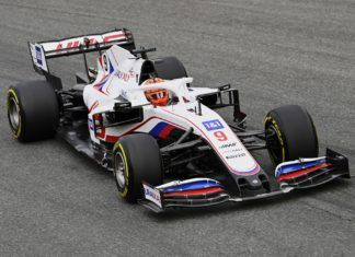 Nikita Mazepin, Guenther Steiner, F1, Haas