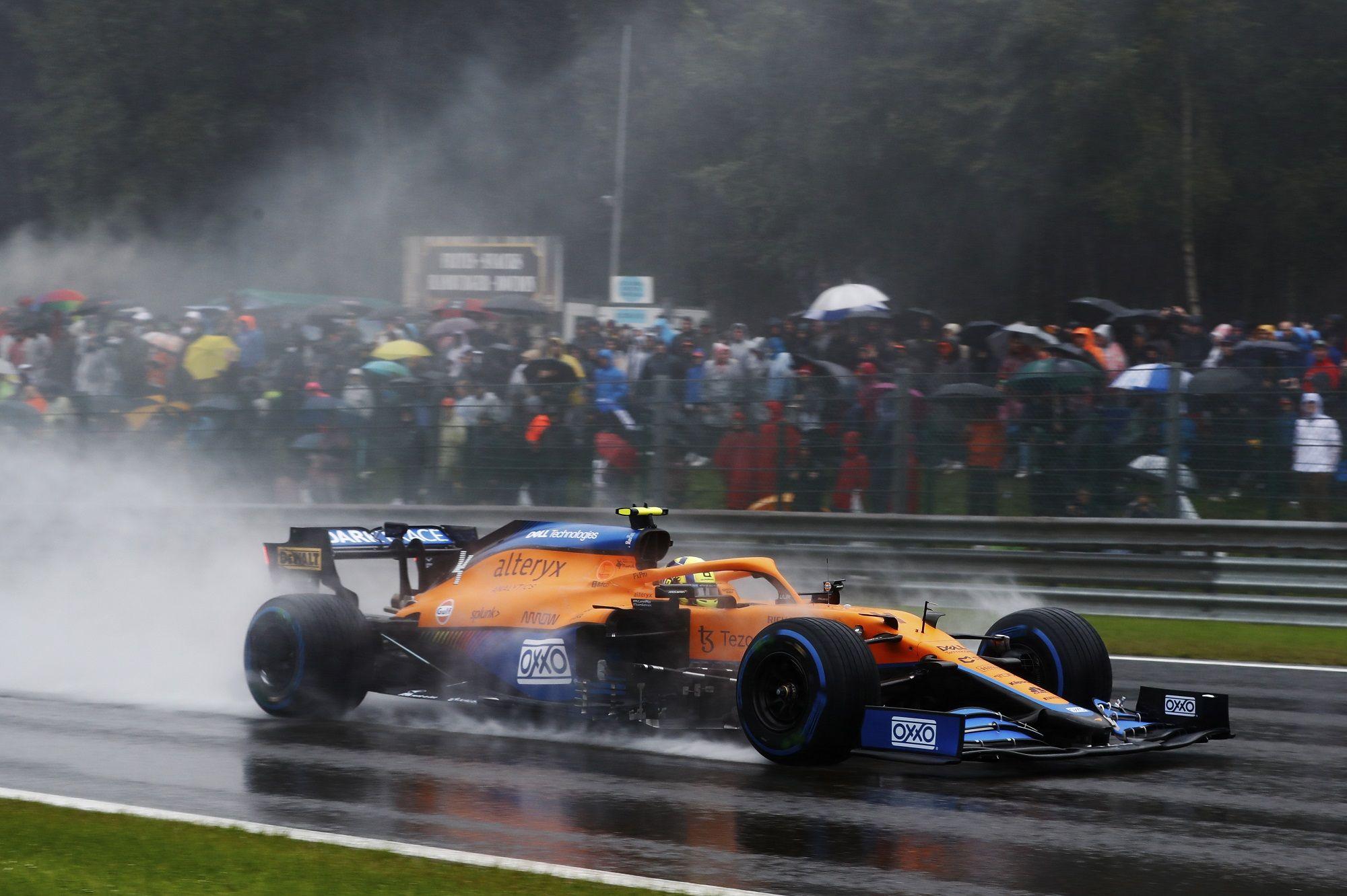 Andreas Seidl, Lando Norris, F1, McLaren
