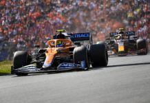 Sergio Perez, Lando Norris, F1