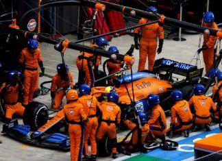 Lando Norris, Andreas Seidl, F1, Daniel Ricciardo