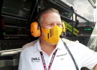 Zak Brown, McLaren, Formula E, WEC