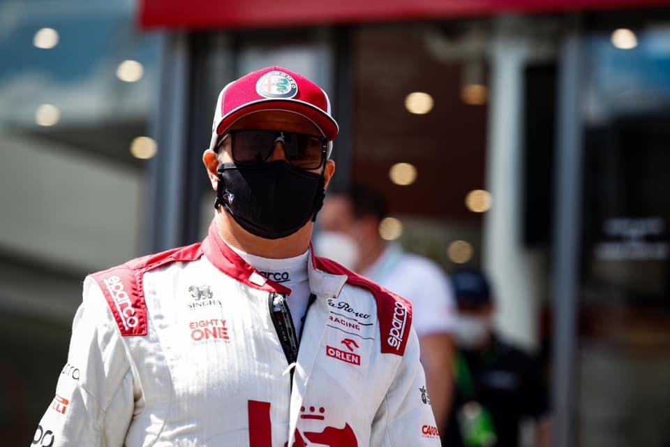 Kimi Raikkonen, F1, Alfa Romeo