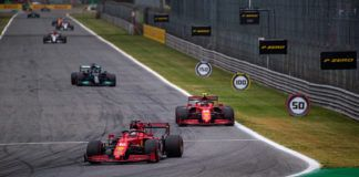 Ferrari, Charles Leclerc, Carlos Sainz