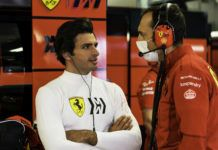 Carlos Sainz, F1, Rubens Barrichello, Ferrari