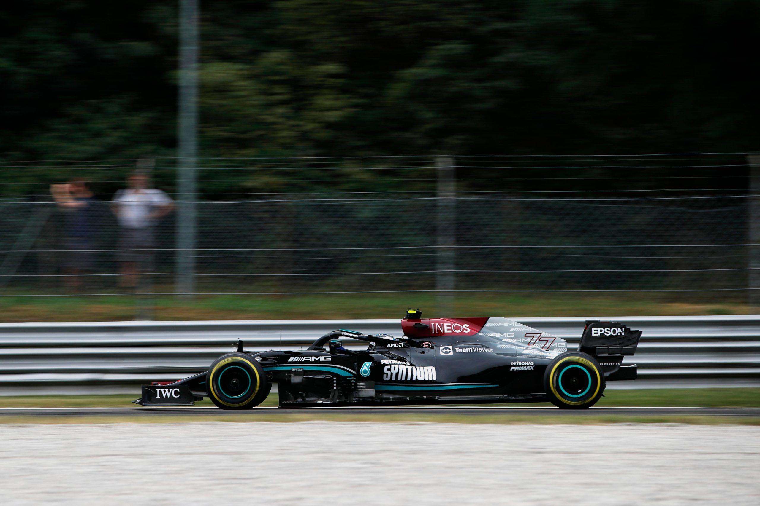 F1, Italian GP, Valtteri Bottas
