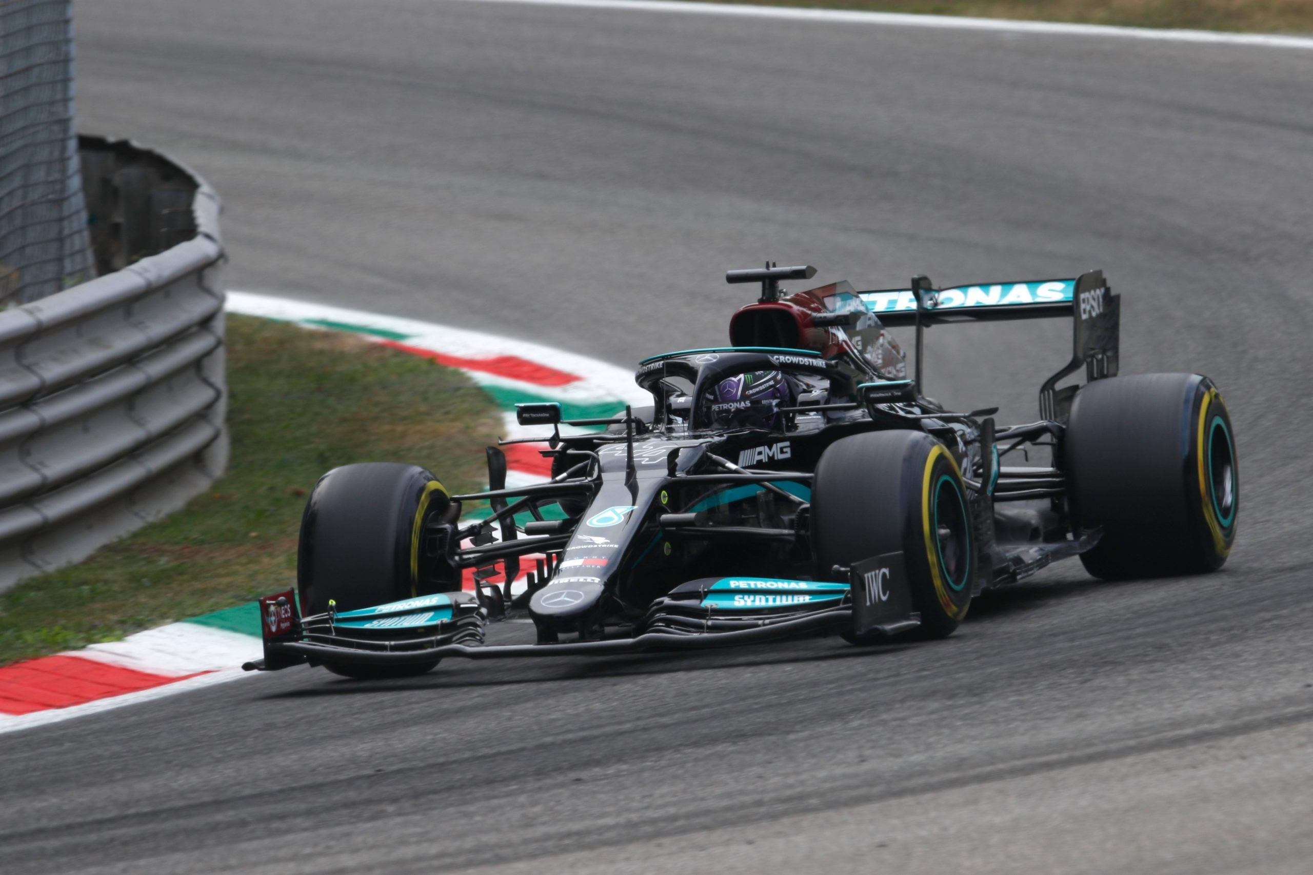Lewis Hamilton, F1, Italian GP