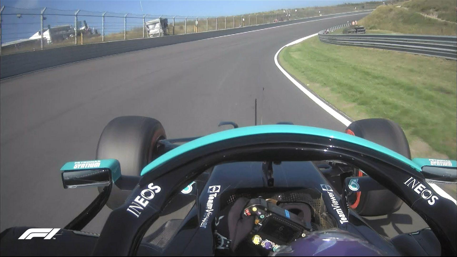Lewis Hamilton, F1, Dutch GP