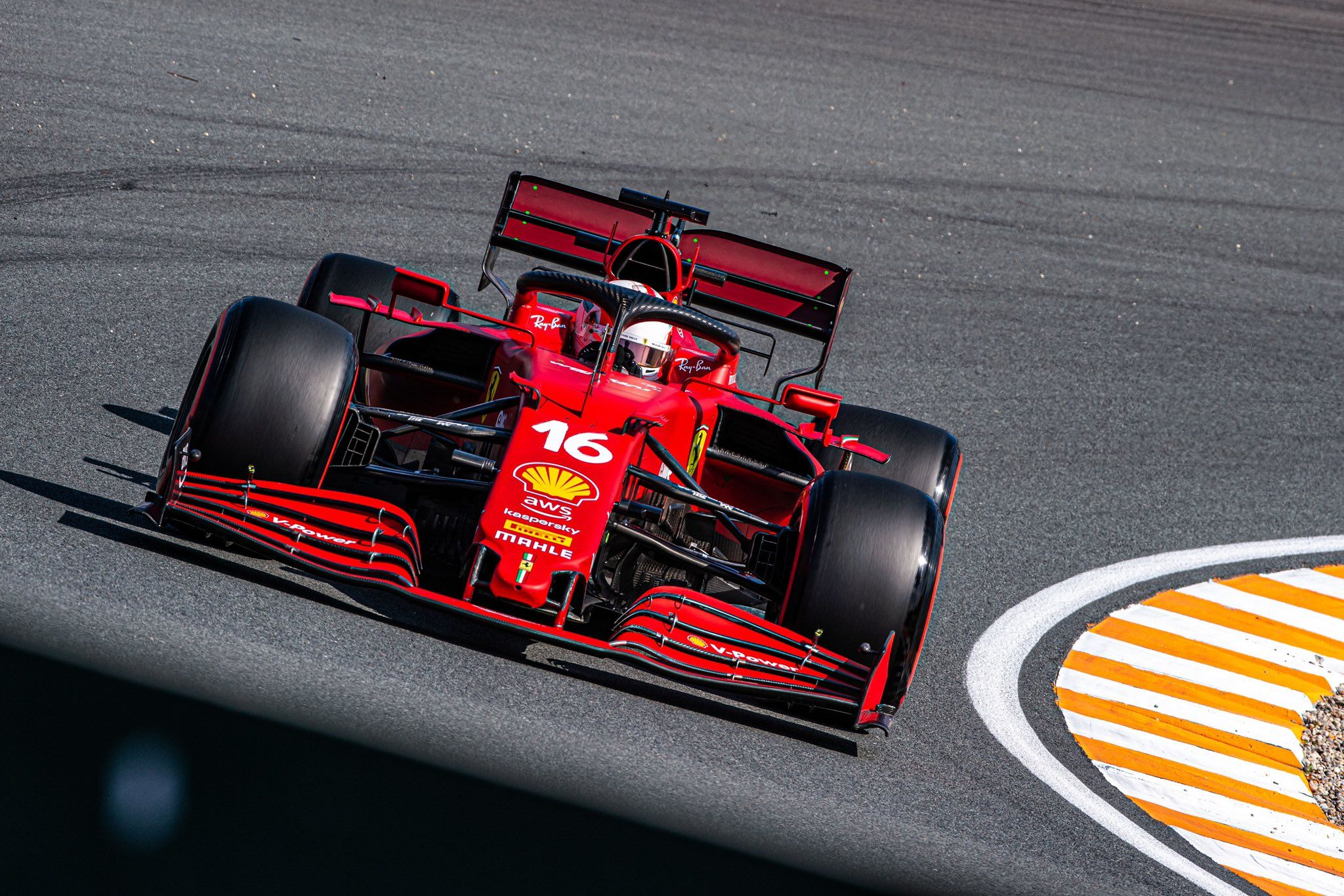 F1, Dutch GP, Charles Leclerc
