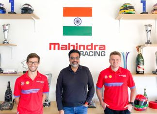 Oliver Rowland, Mahindra, Alexander Sims, Formula E