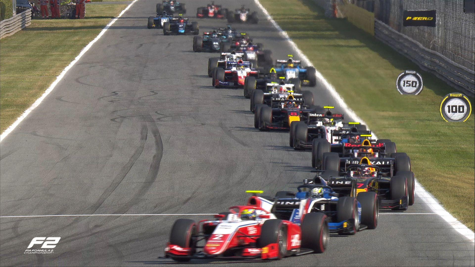 F2, Monza
