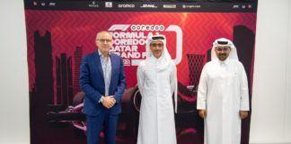 F1, Qatar GP, Losail