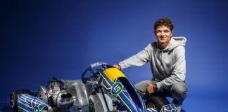 Lando Norris, F1, Kart, LN Racing Kart