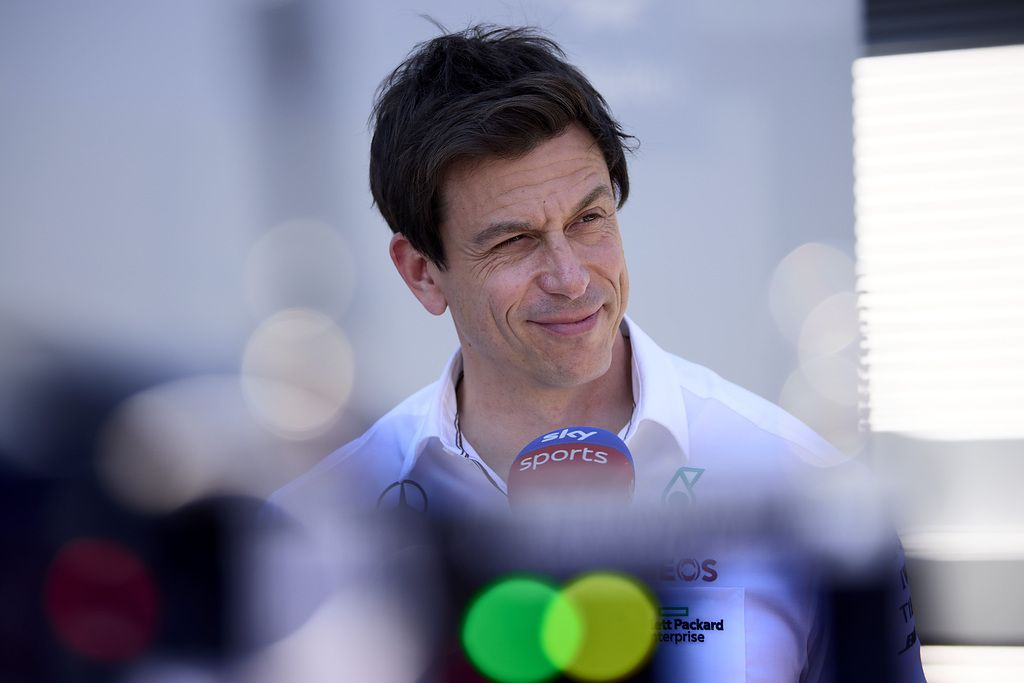 Toto Wolff, Fernando Alonso, F1