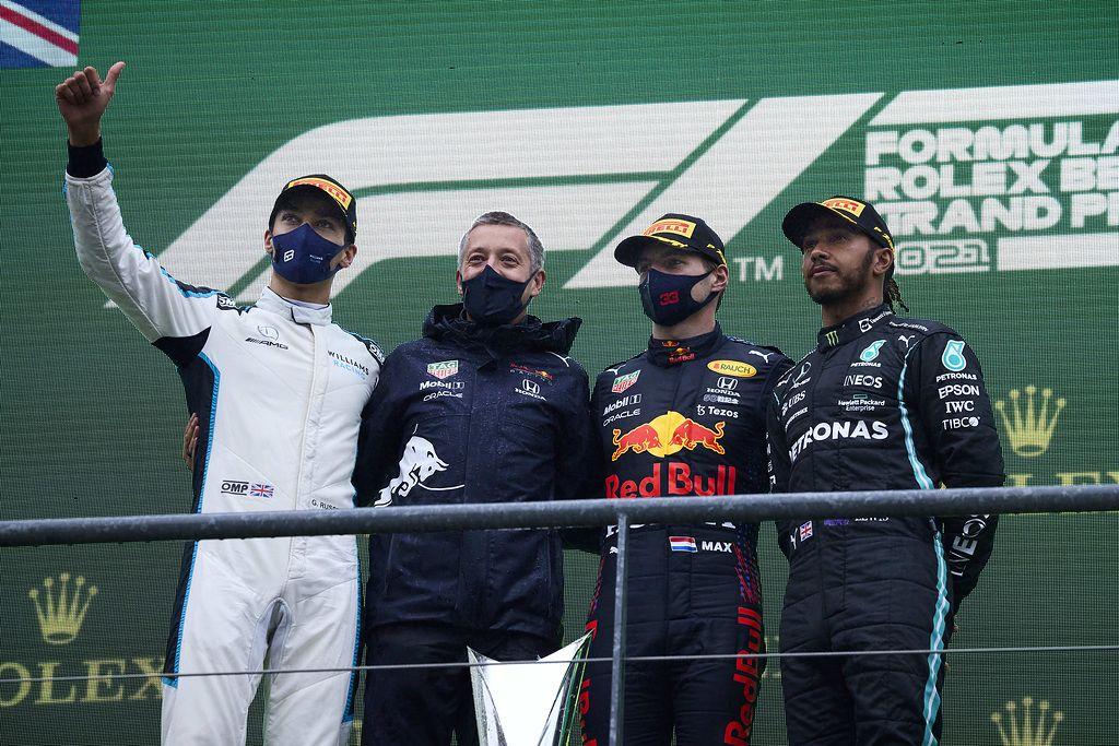 Lewis Hamilton, George Russel, F1, Mercedes