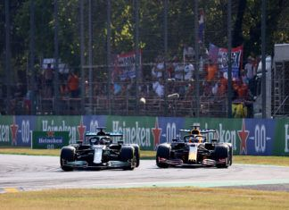Toto Wolff, Mercedes, Christian Horner, Red Bull