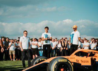 McLaren, Andreas Seidl, Daniel Ricciardo, Lando Norris, F1