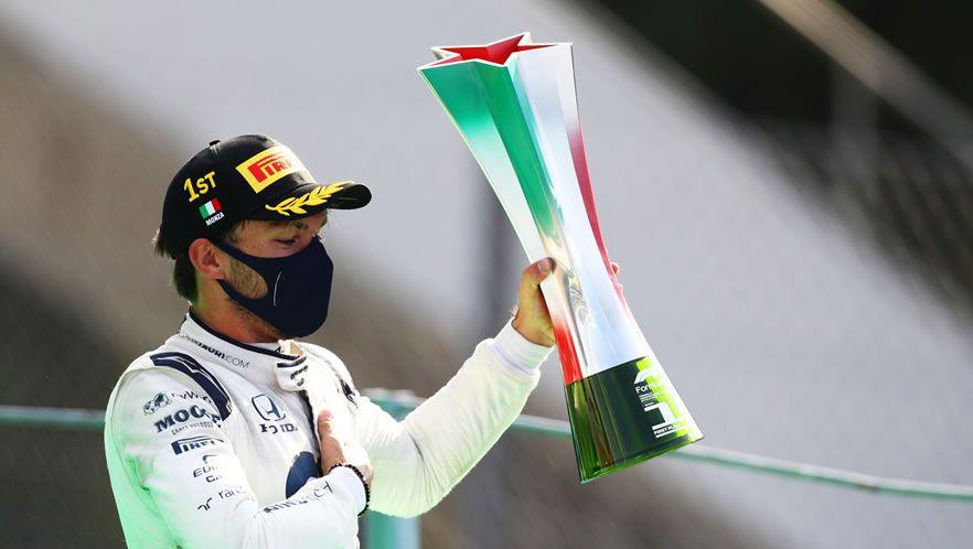 Fórmula 1. GP de Italia.