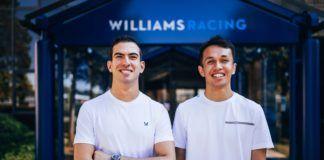 Williams, F1, Alexander Albon, Nicholas Latifi