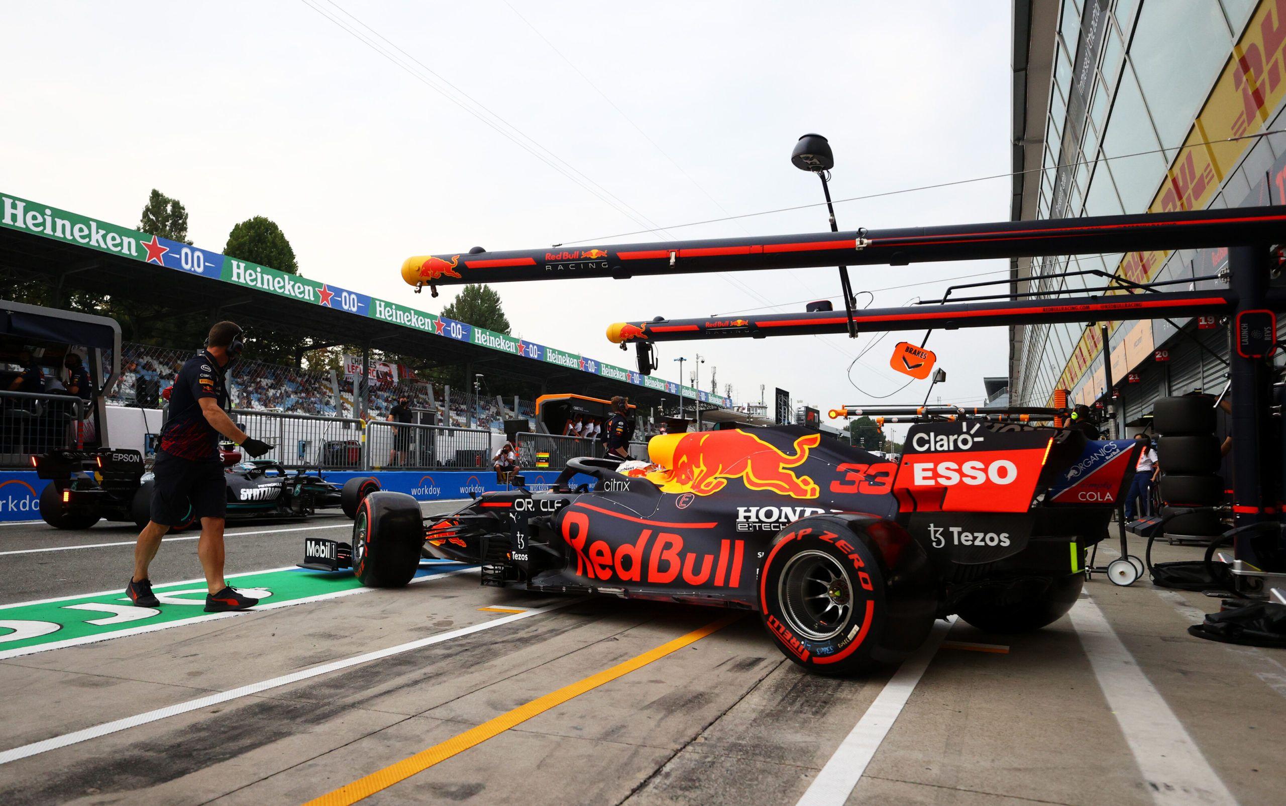 Honda, F1, Red Bull