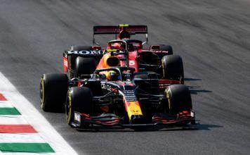 FIA, Sergio Perez, Michael Masi, Christian Horner