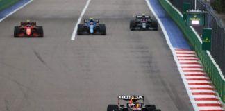 Max Verstappen, F1, Sochi