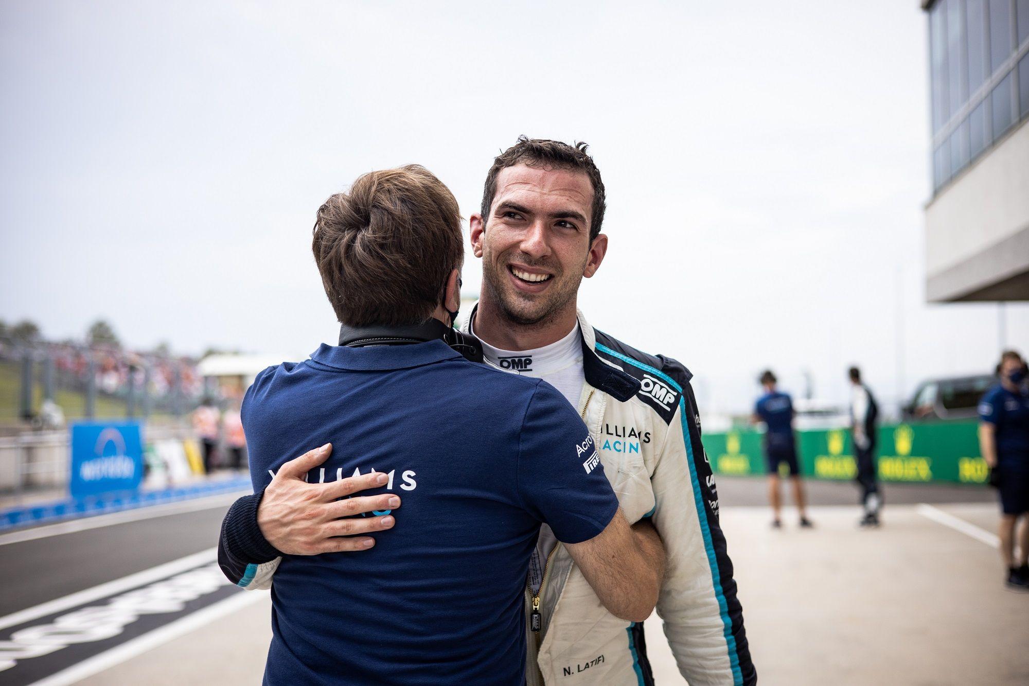 Jost Capito, Williams, Nicholas Latifi, F1
