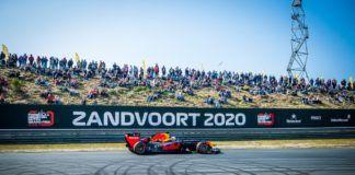 GP de Países Bajos. Fórmula 1.