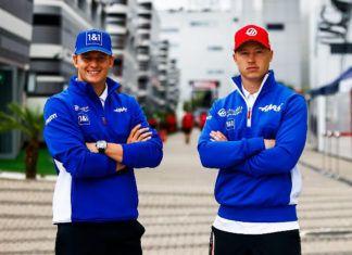 Nikita Mazepin, Mick Schumacher, F1, Haas