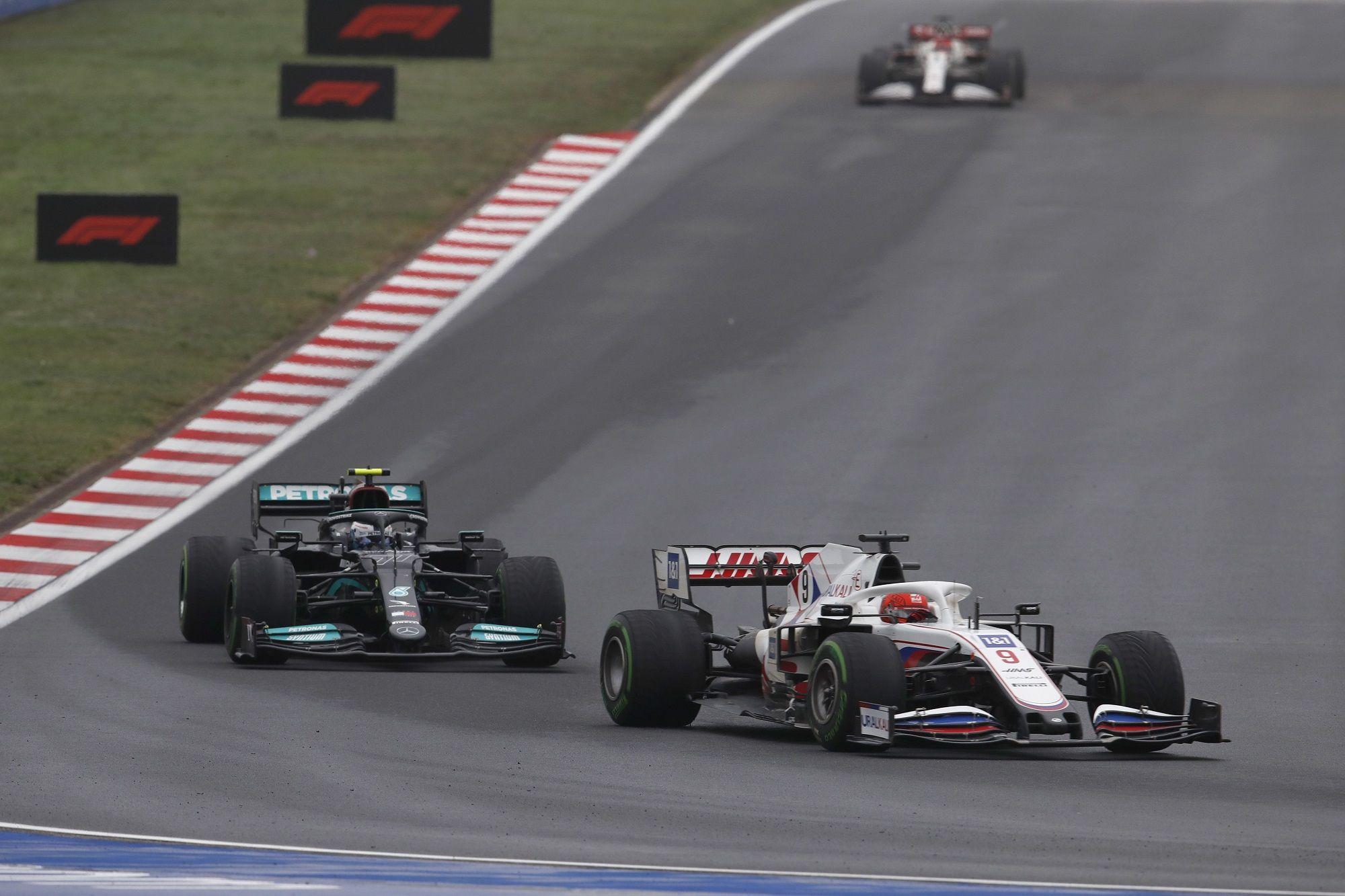 Nikita Mazepin, F1, Lewis Hamilton