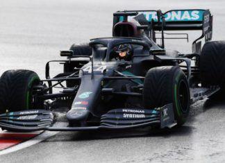 Hamilton en el GP Estambul