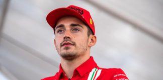 Charles Leclerc, F1