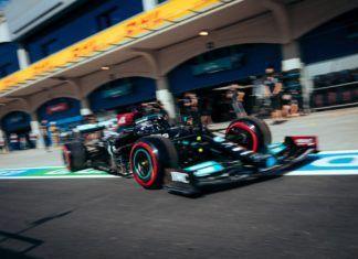 Lewis Hamilton, F1, Turkish GP