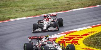 Antonio Giovionazzi, Kimi Raikkonen, Alfa Romeo