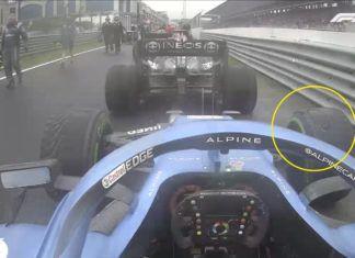 F1, Esteban Ocon, Turkish GP