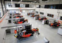F3, Van Amersfoort Racing