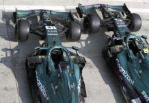Aston Martin, Sebastian Vettel, Lance Stroll