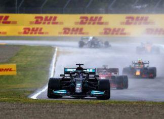 Mercedes, Ferrari, F1