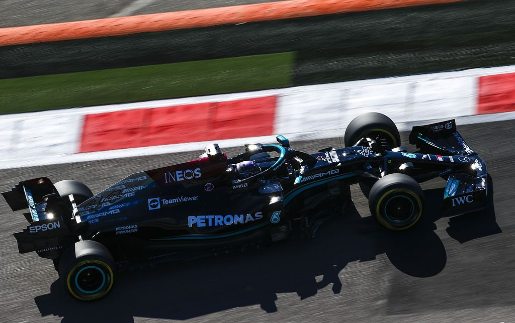 F1, Fuel