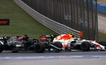 Sergio Perez, Lewis Hamilton, F1