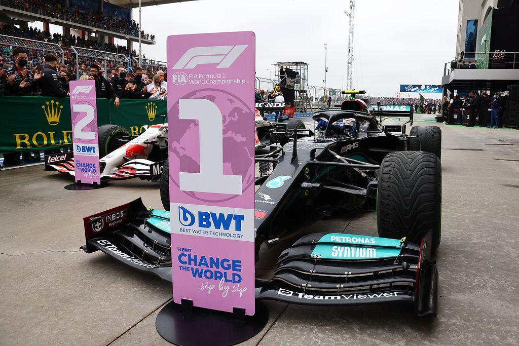 Valtteri Bottas, F1, Toto Wolff