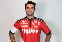 Jack Harvey, IndyCar