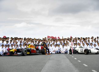 Red Bull, Honda, F1, AlphaTauri