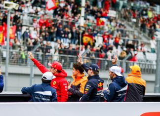 F1, Netflix, Max Verstappen, Drive to Survive